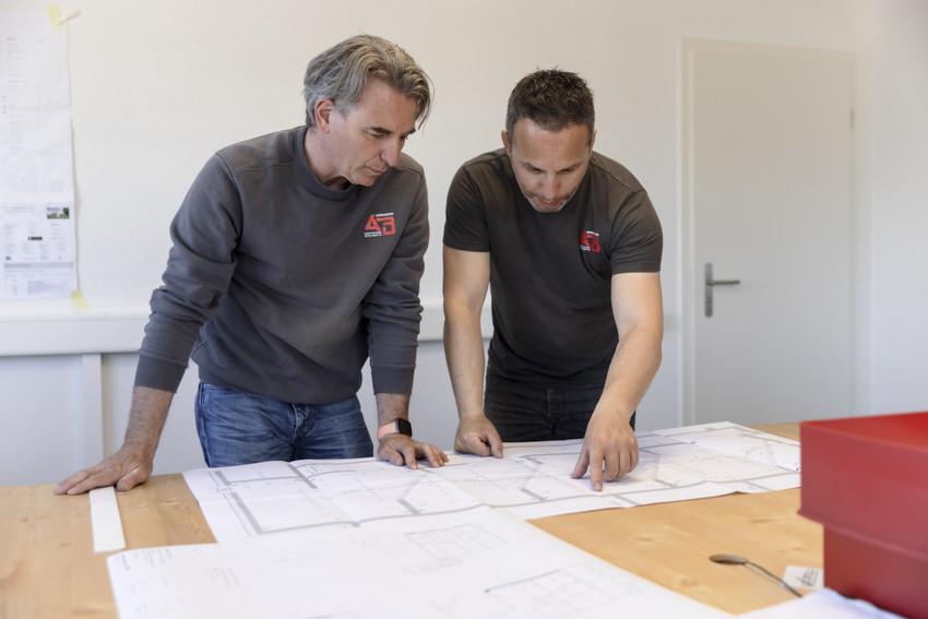 Bureau technique - AB SERRURERIE CONSTRUCTIONS MÉTALLIQUES SA
