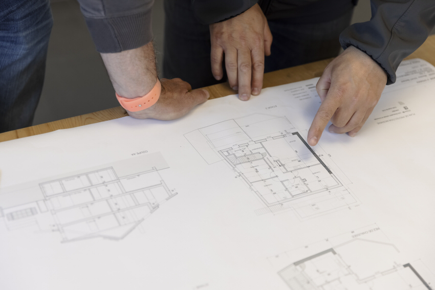 Bureau technique -AB SERRURERIE CONSTRUCTIONS MÉTALLIQUES SA