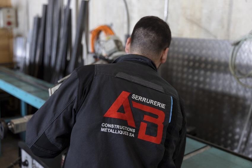 ATELIER - AB SERRURERIE CONSTRUCTIONS MÉTALLIQUES SA